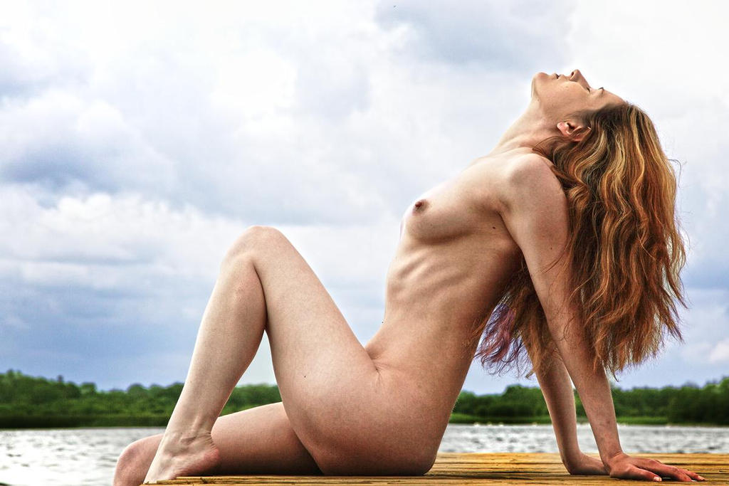 HDR Nude by Solus-Photography