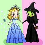 Glinda and Elphie
