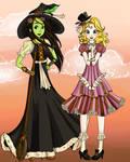 Steampunk Wicked