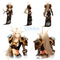 Covaya by AvannTeth