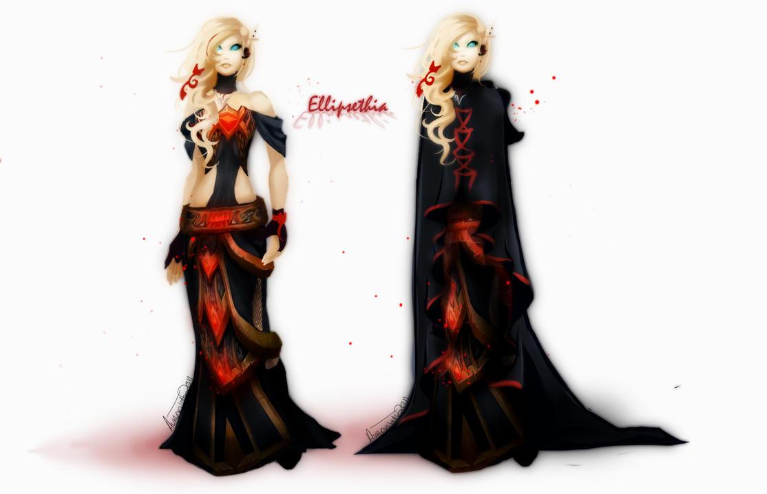 Ellipsethia Fey by AvannTeth