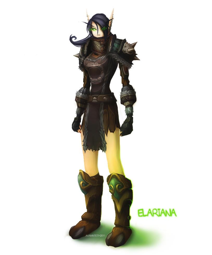 Elariana by AvannTeth