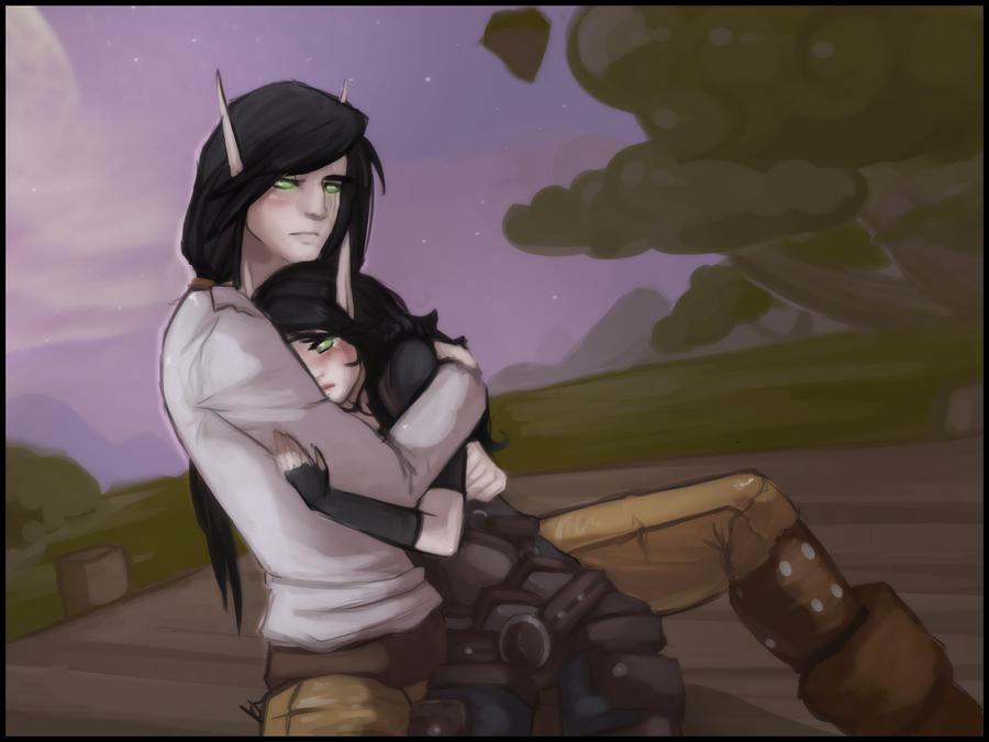 Shirexia + Torandier by AvannTeth