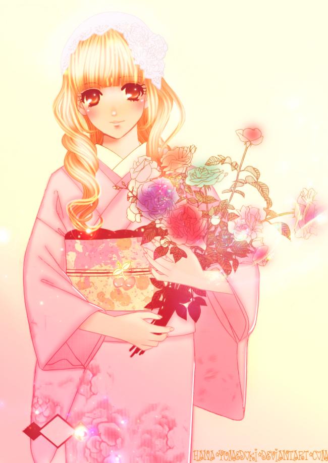 مانگای زیبای Maria no Shiro