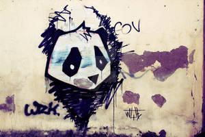 Panda. by TomasLiutvinas