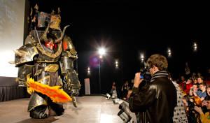 Warhammer Cosplay @ AnimeNights 2012 Lithuania