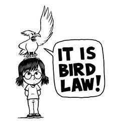 BIRD LAW by Pedantia