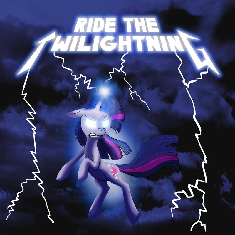 Ride the Twilightning by Pedantia