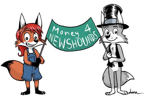 Money for Newshounds