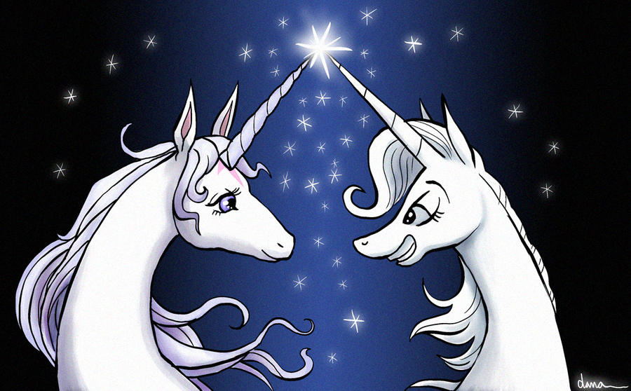 Unicorn Summit by Pedantia
