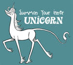 Summon your inner unicorn!