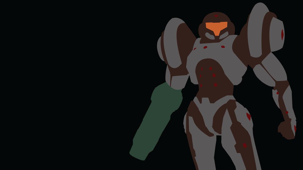 Metroid Prime 2: Echoes - Dark Suit by GaryMotherPuckingOak
