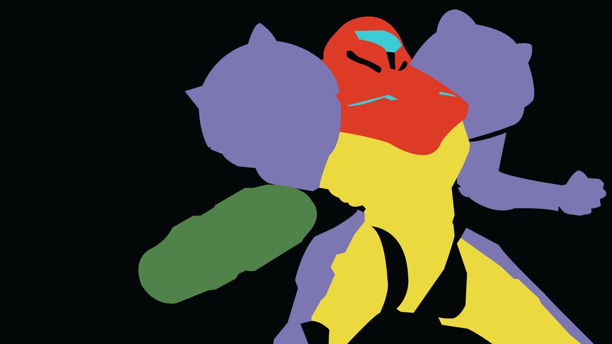 Metroid Prime - Gravity Suit by GaryMotherPuckingOak
