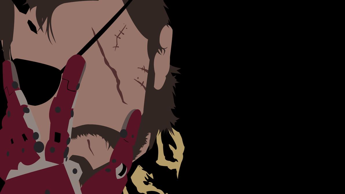 Venom Snake - METAL GEAR SOLID V: THE PHANTOM PAIN by GaryMotherPuckingOak
