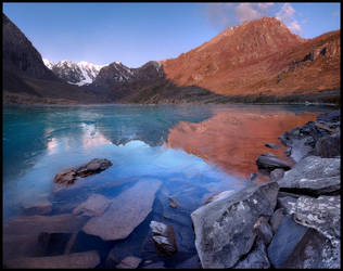 Fire and ice by satorifoto