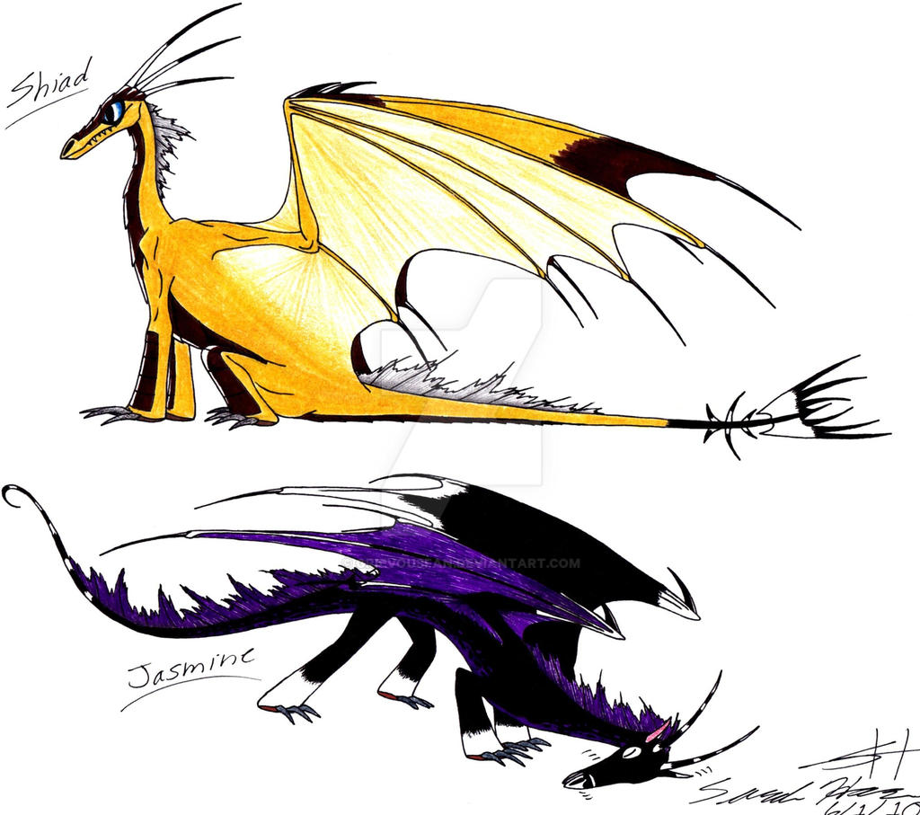 httyd deadly nadder lines by grievousfan on deviantart