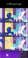 Luna's Banishment: How It Really Happened