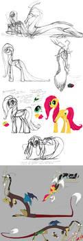 Older ponies concepts