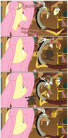 Fluttershy Means Business