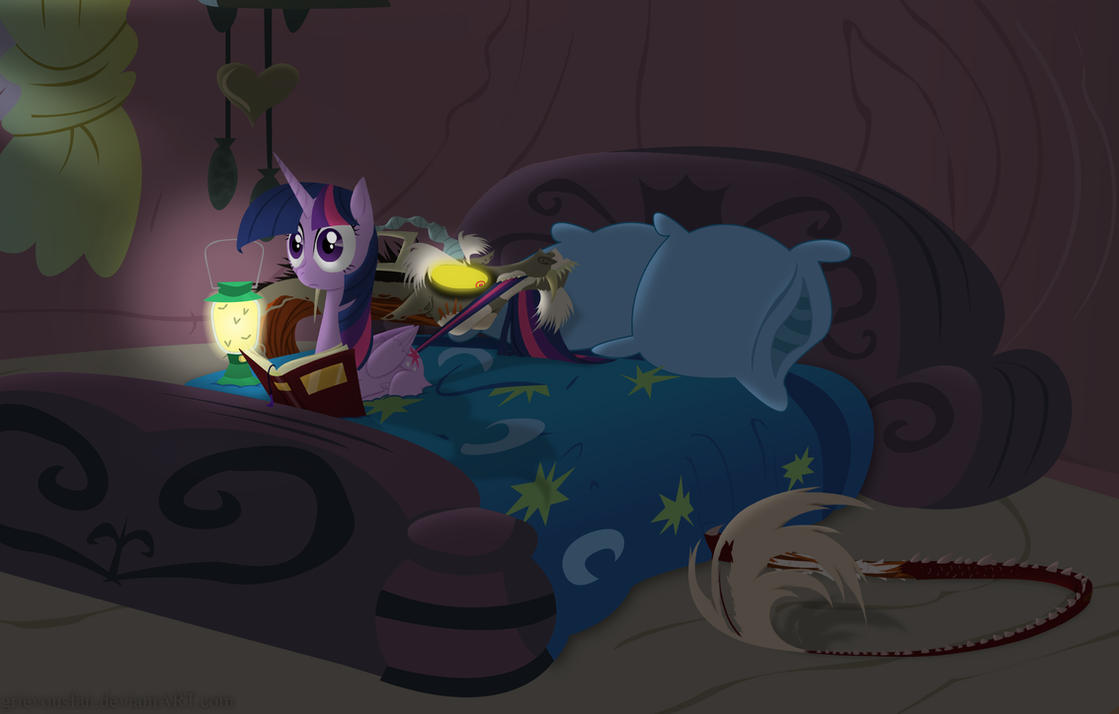 Noms in the Night by grievousfan