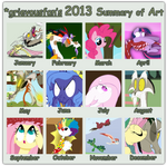 2013: A Whole Year of Pony