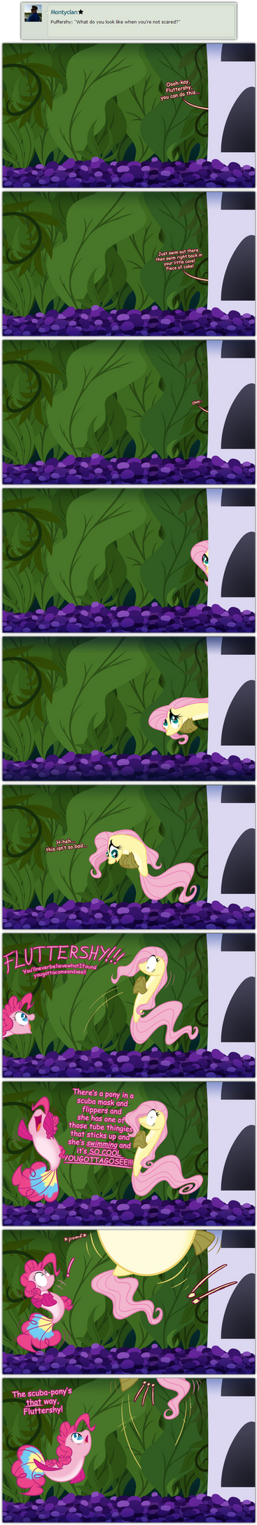 The Little Puffer That Couldn't by grievousfan
