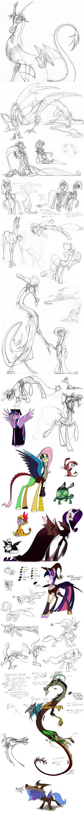 Pony Dump 2014: Costume Edition by grievousfan