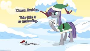 ATG 4, Day 8: Jingle Bell Maud