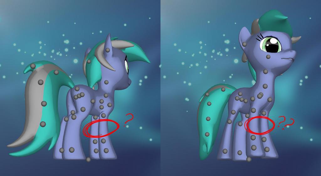 3D Pony Creator by grievousfan on DeviantArt