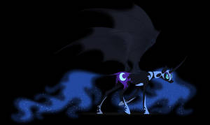 Nightmare Moon sketch