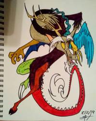 Discord BronyCon doodle