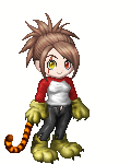Gaia Avatar 6a: Tina the Tiger by MotherOC-Jay