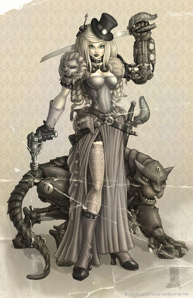 Lady Ravendale by DPIStudios
