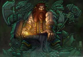 Dwarves by DPIStudios