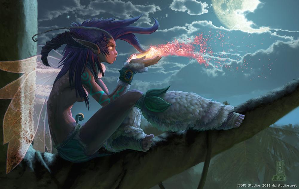 Make a Wish by DPIStudios