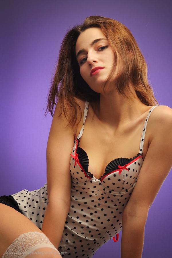 Angela ID by modelangela
