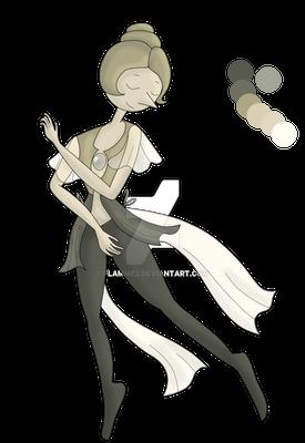 [Steven Universe OC] (Cave) Pearl