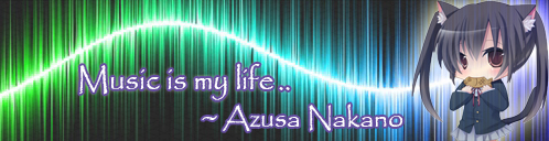 EVENT: Warriors of Steel - May 25, 2013 - 7PM EST - Page 2 Azusa_nakano_signature_by_mordecai_fan-d66rxfq