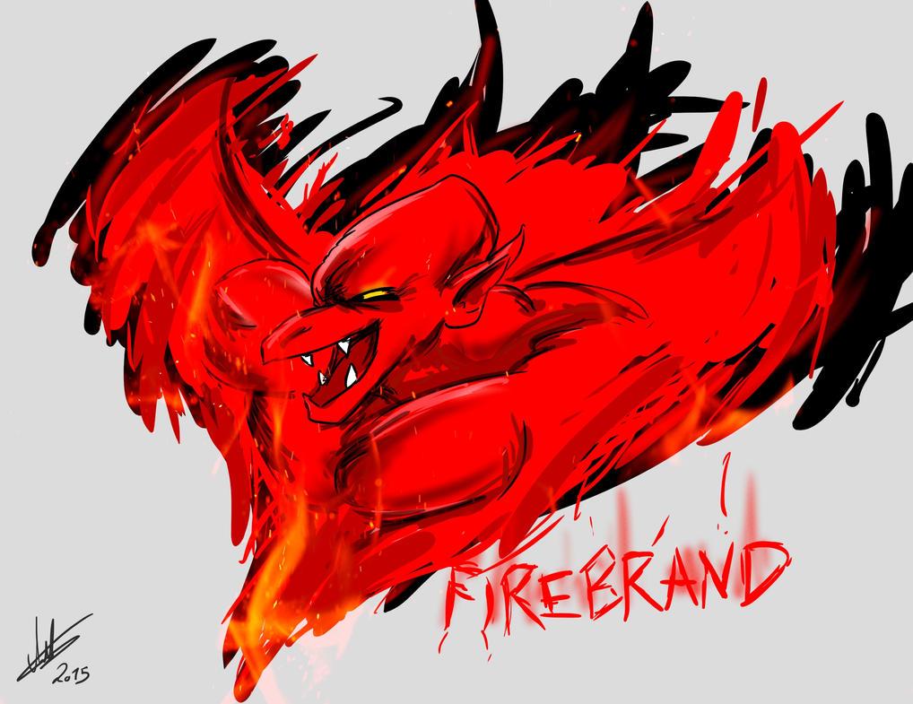 Demon's Crest FIREBRAND by arthurfernandes