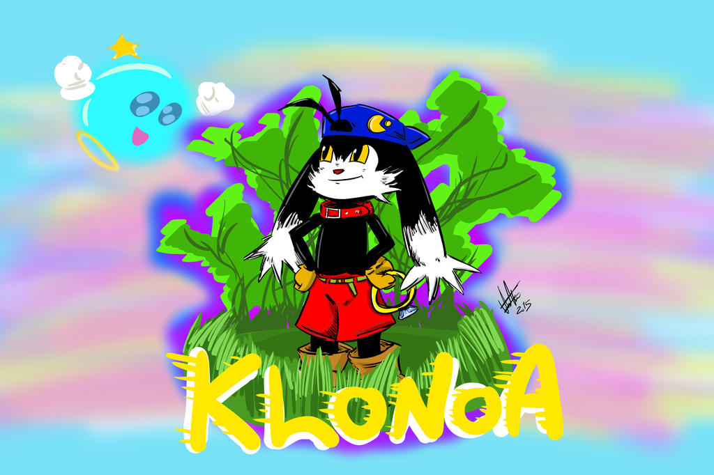 Klonoa by arthurfernandes