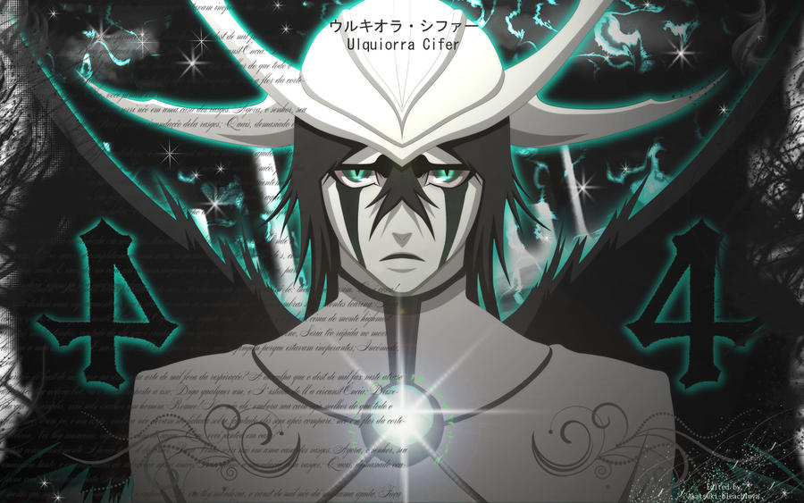 ulquiorra wallpapers. Ulquiorra Wallpaper by