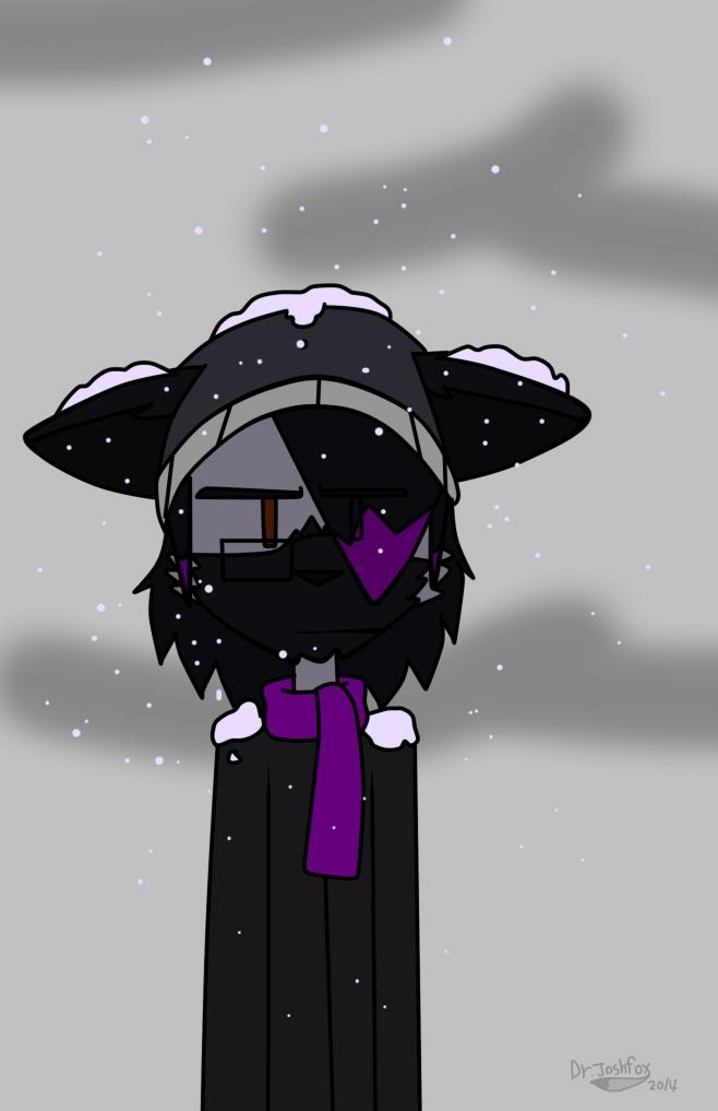 Snowwwwww by DrJoshfox