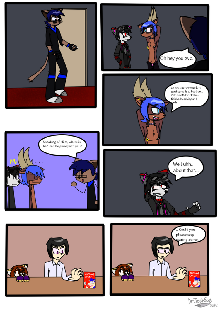 Badvibe page 43: adoration by DrJoshfox
