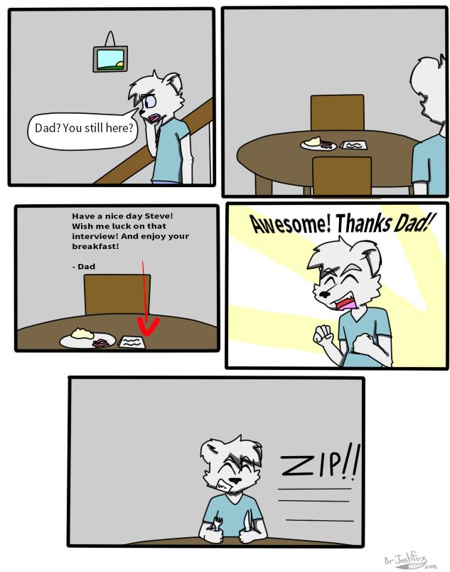 Badvibe page 59: BREAKFAAAASSSTT!! by DrJoshfox