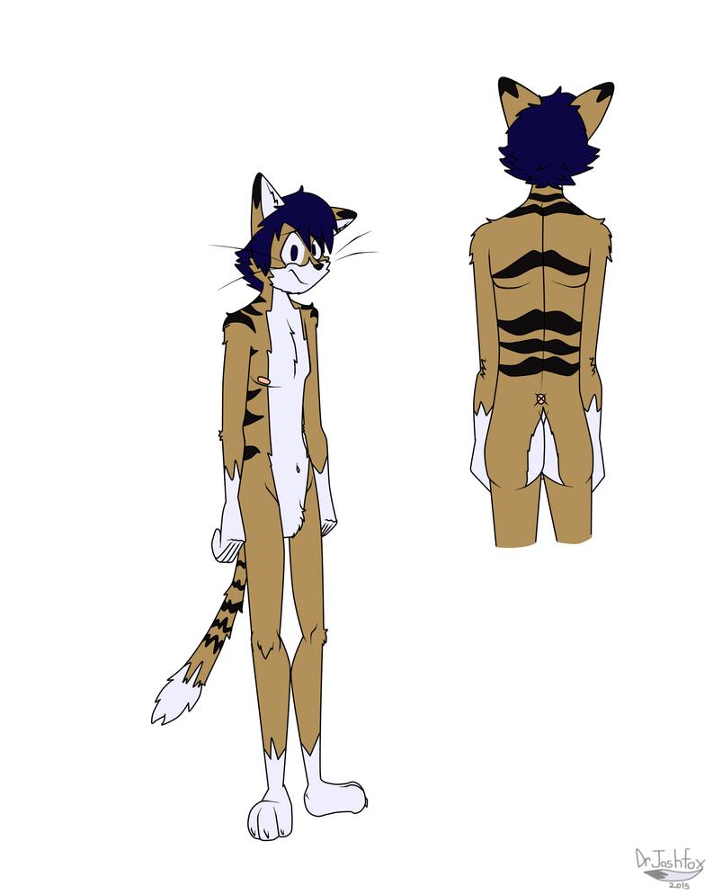 Max fur concept 1 -BADVIBE- by DrJoshfox