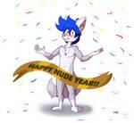 HAPPY -NUDE- YEAR