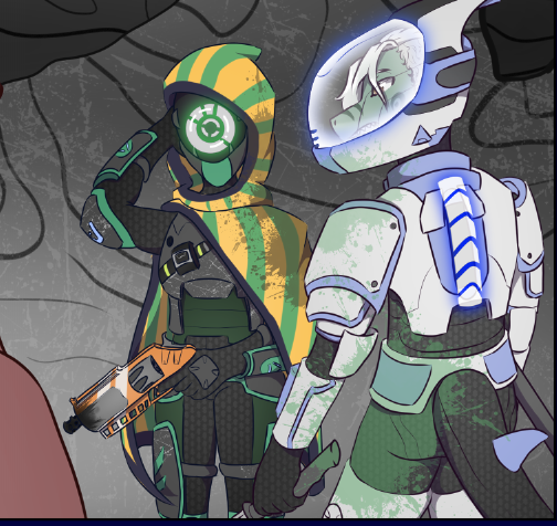 Take A Look At These Destiny Wanna-be's by Chilled-Space