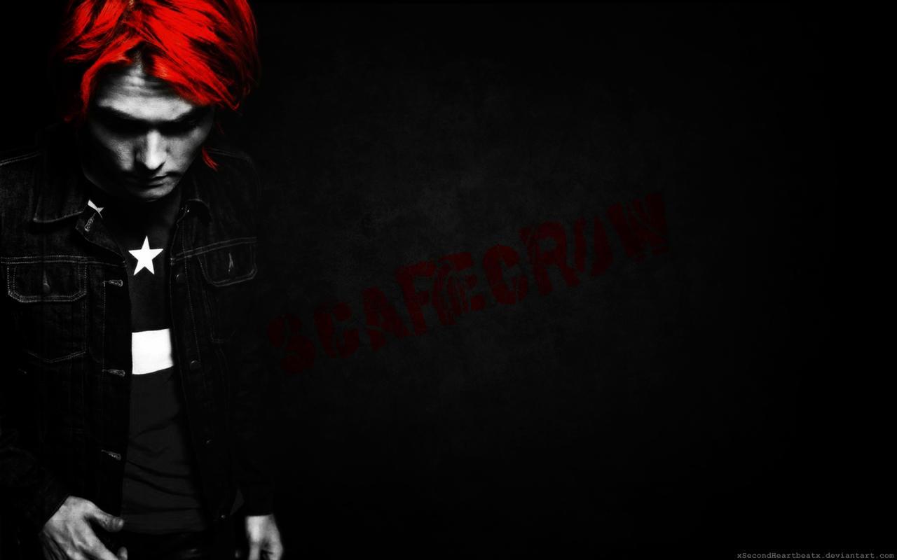 Gerard Way by xSecondHeartbeatx