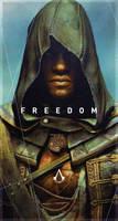 Assassin's Creed,  Freedom, Phone Wallpaper