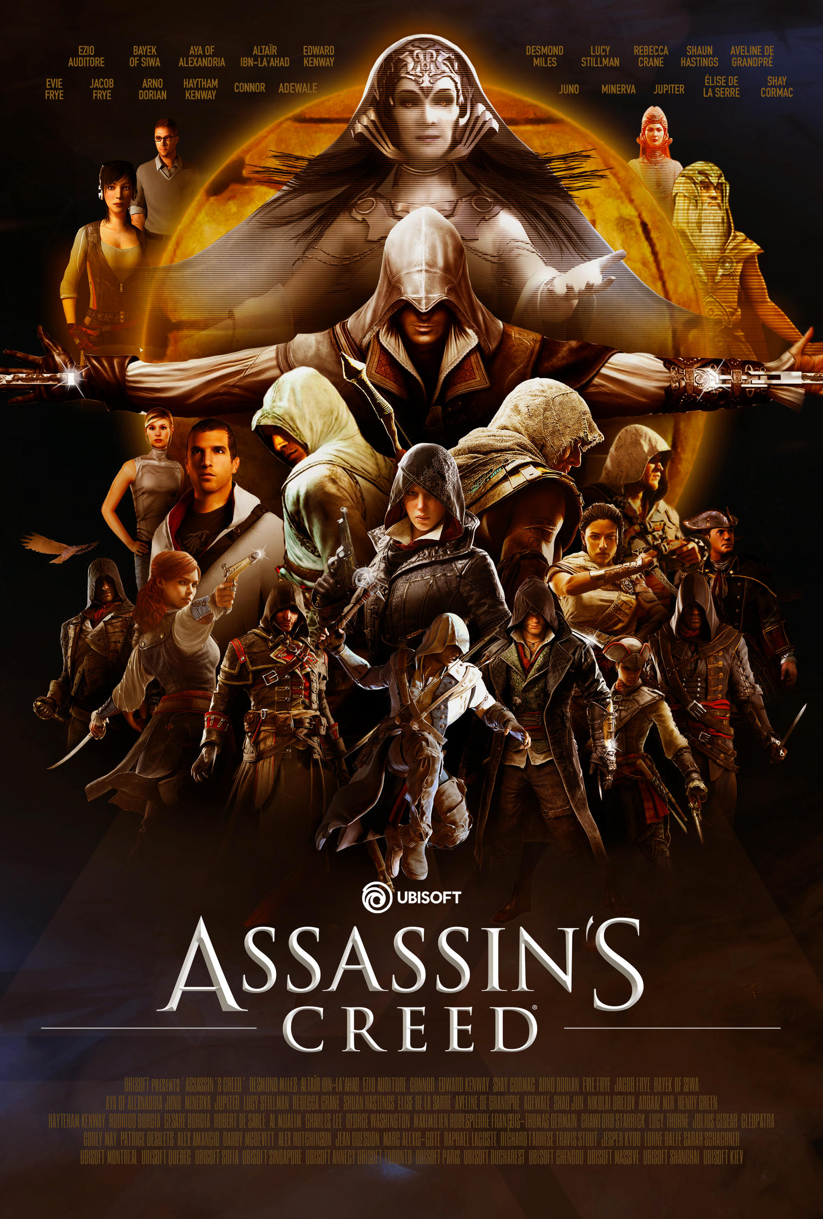 Assassin's Creed Infinity War